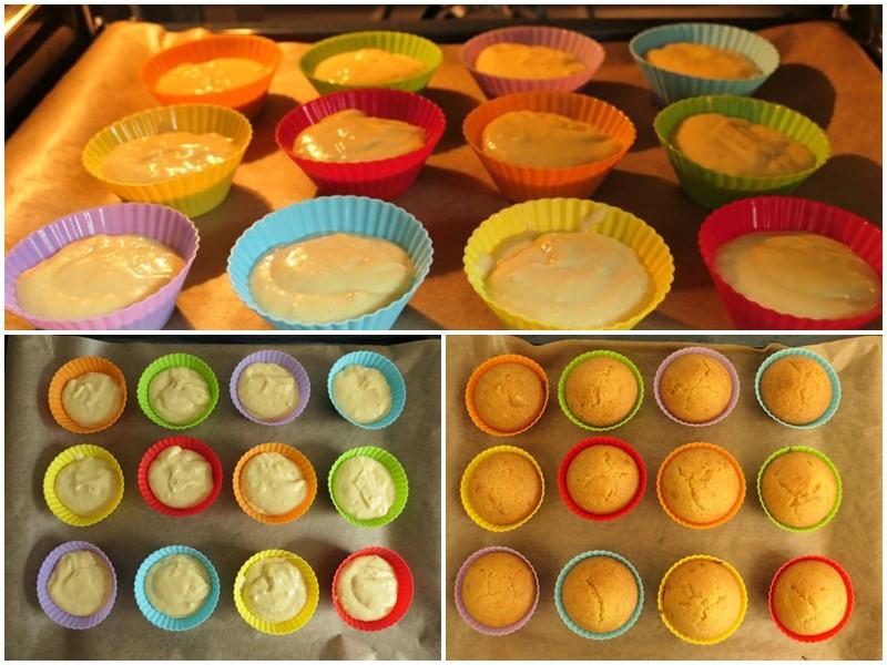jak zrobić muffinki jogurtowe