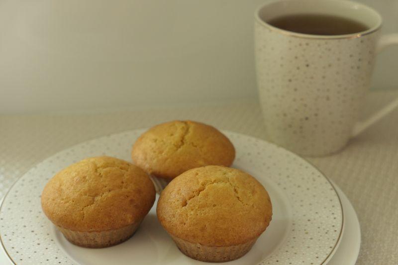 zdrowe muffinki jogurtowe pomysł na deser dla dzieci