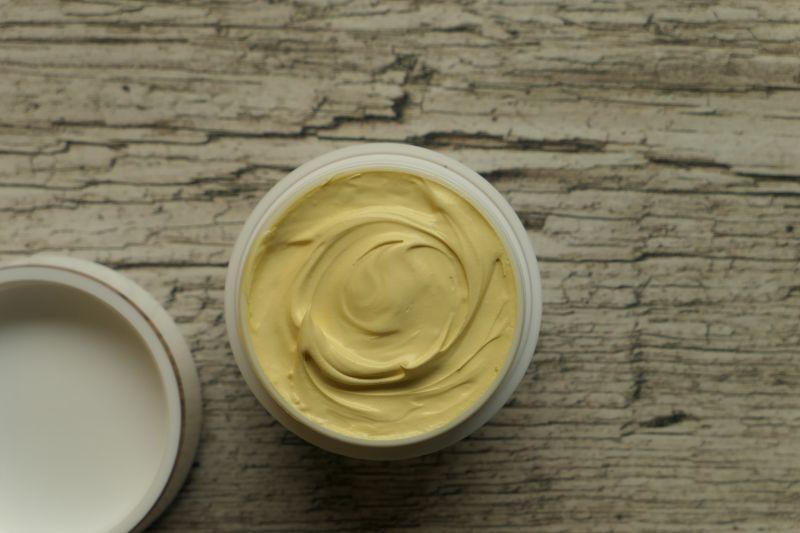 jak zrobić masło do ciała