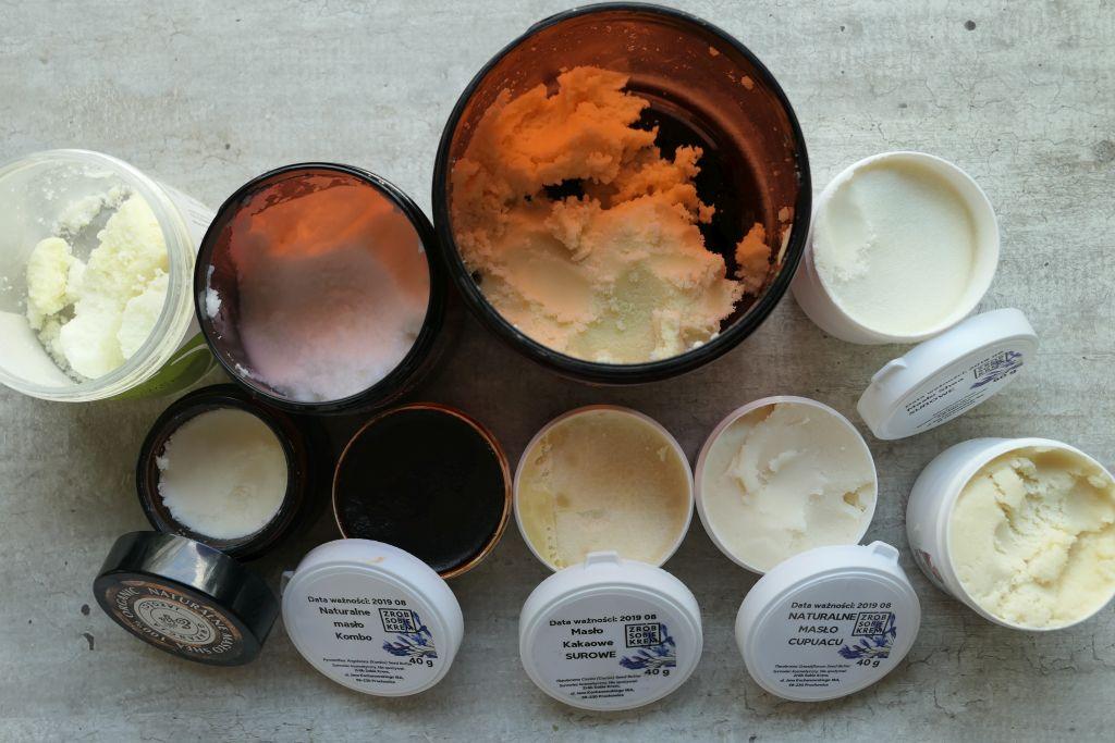 składniki kremów jak zrobić krem