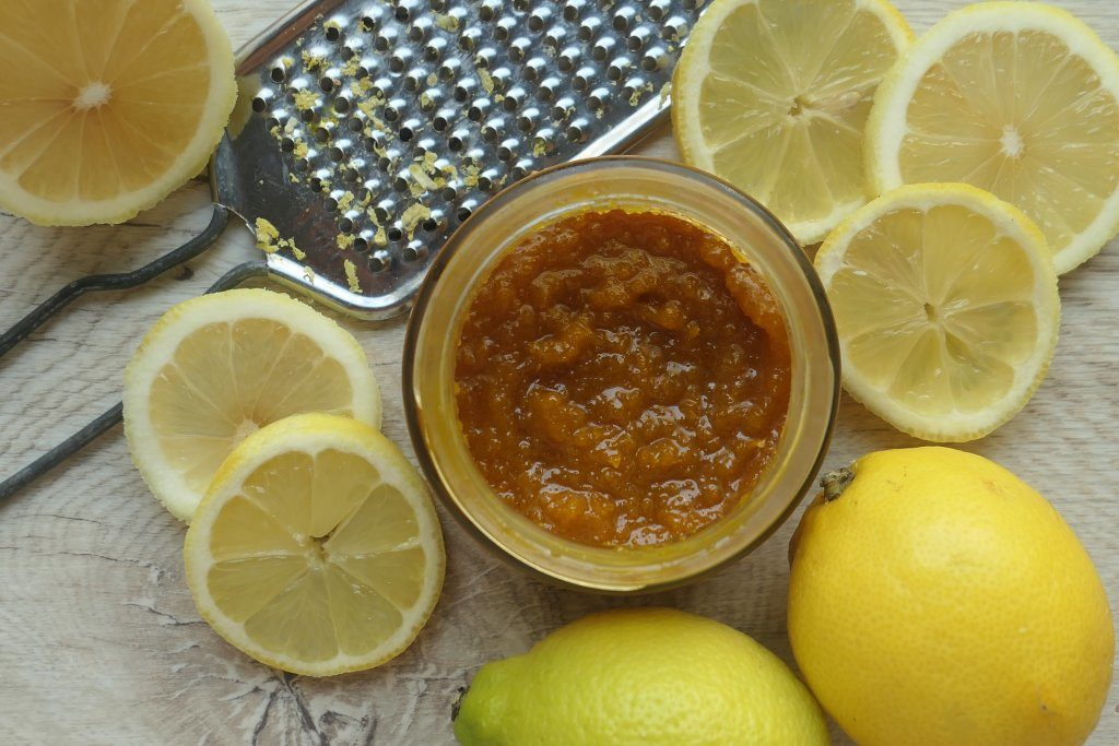 cytrusowy pomarańczowy peeling