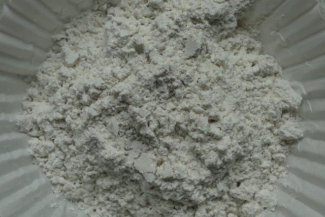 glinka biała