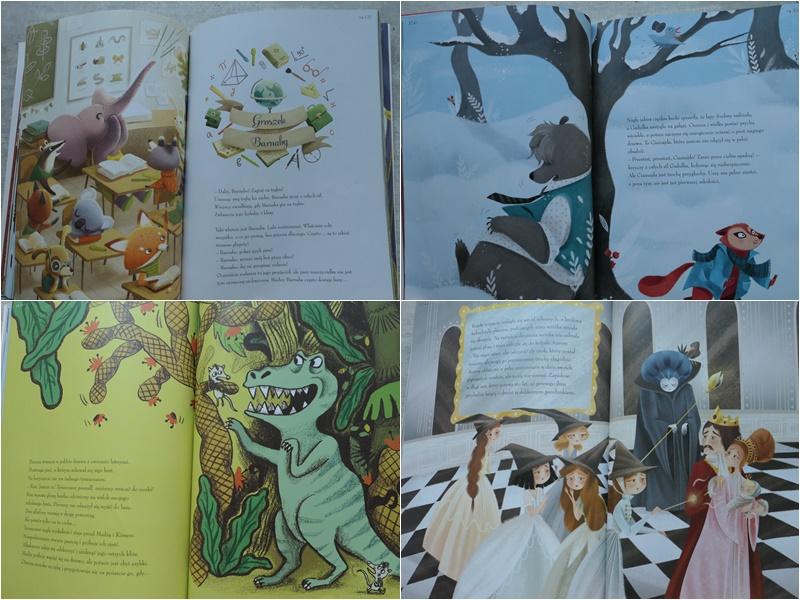 zbiór opowiadań i bajek dla pięciolatka