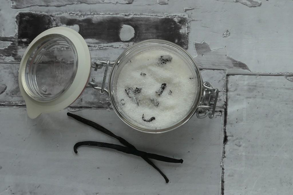 domowy prawdziwy cukier waniliowy jak zrobić