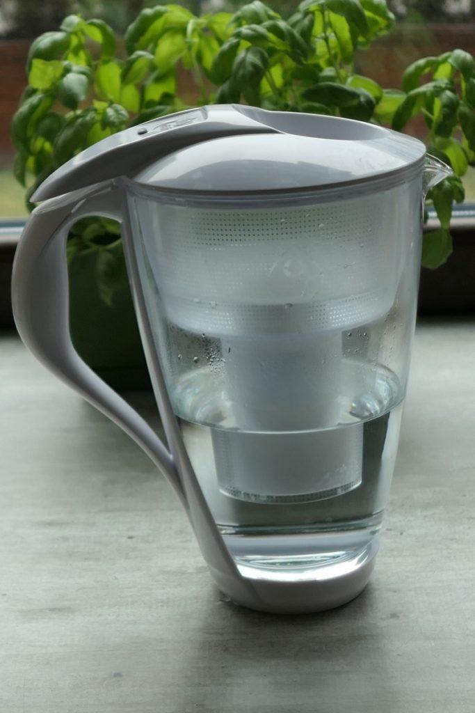 szklany dzbanek filtr do wody dafi