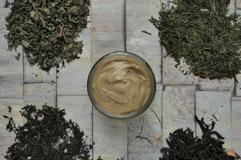 receptura na herbaciane masło do ciała z glutkiem lnianym