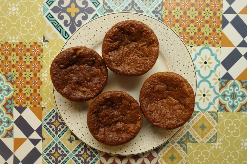 pyszne muffinki z kasztanów jadalnych przepis