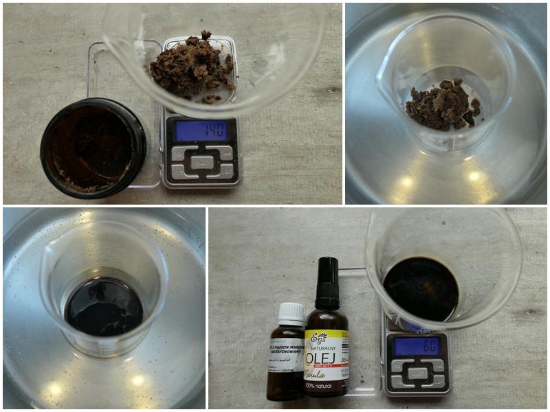 herbaciany krem do ciała z glutkiem lnianym
