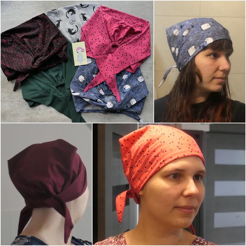 chusty po chemioterapii