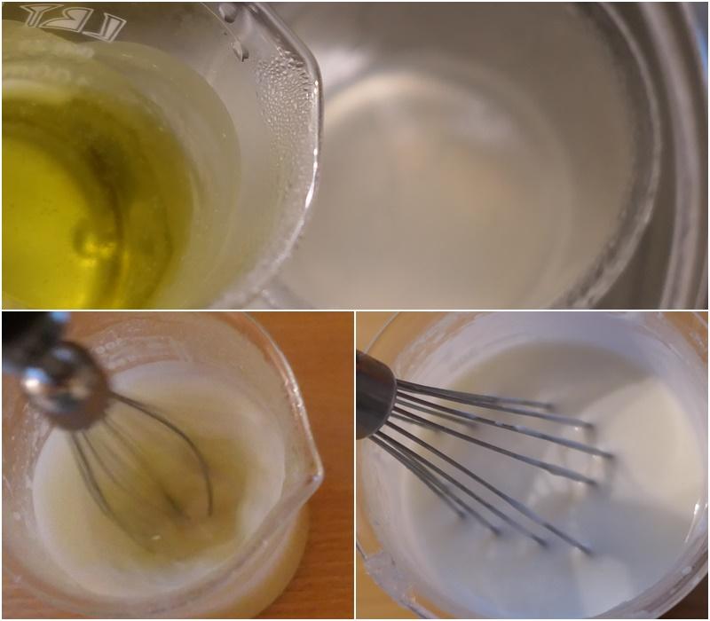 lekki różany krem na olivemie