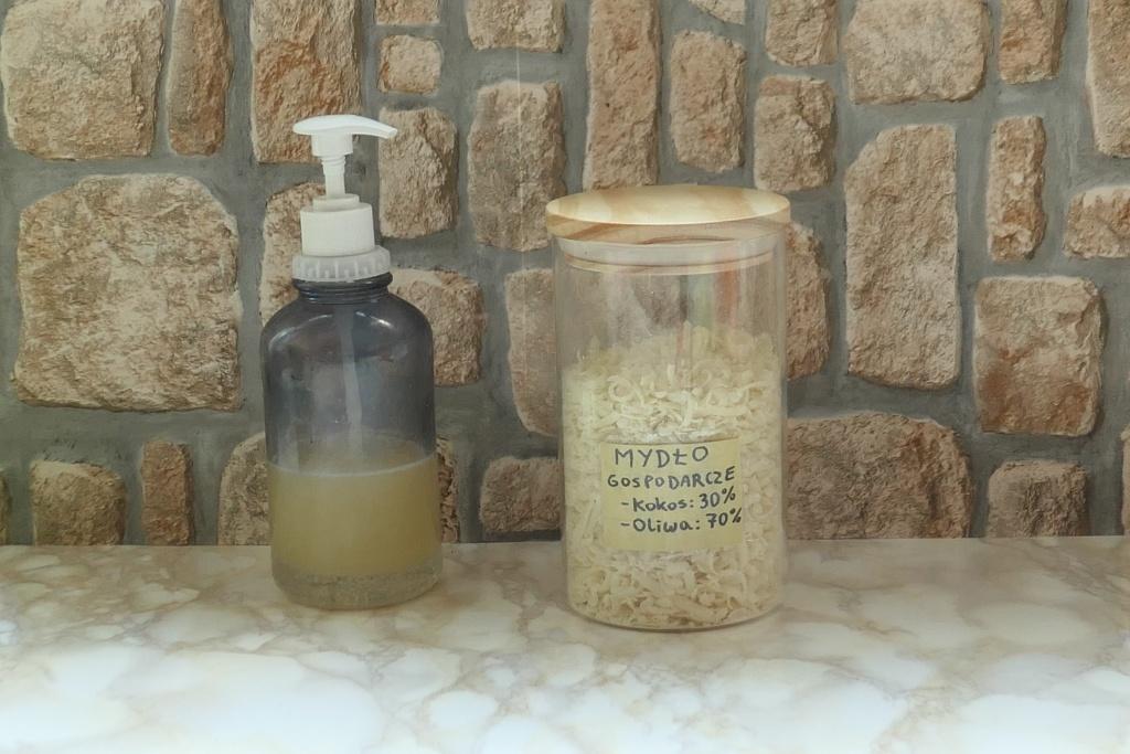 mydło do mycia naczyń zero przetłuszczenia sf