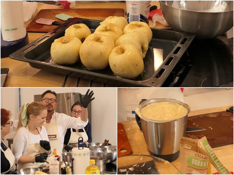 puree jabłkowe warsztaty kulinarne w siedzibie cook up