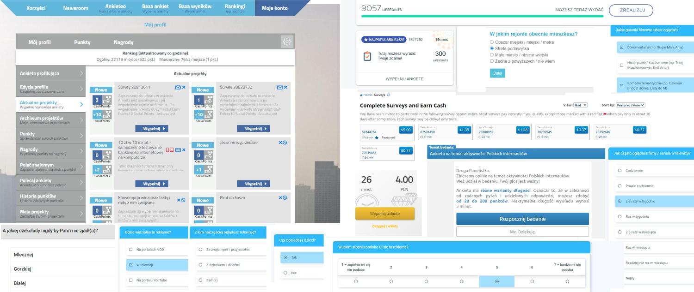 jak dorobić przez internet na wypełnianiu ankiet polecane strony gdzie zarobisz najwięcej